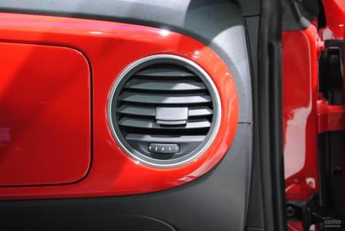 汽车仪表盘图标图解甲壳虫