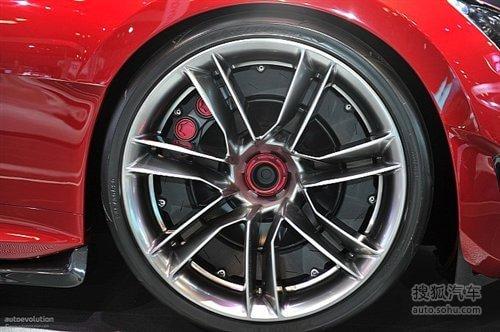 丰田Scion FR-S概念车