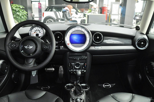 2013款MINI CLUBMAN COOPER S EXCITEMENT