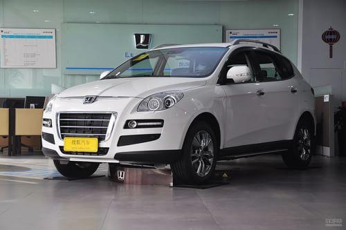 2013款纳智捷大7 SUV 2.2T四驱智尊型