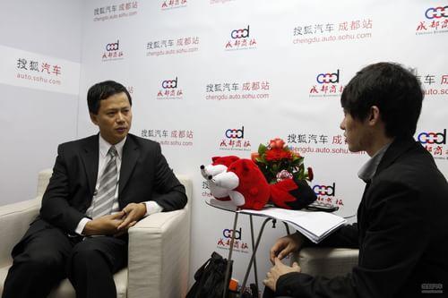 搜狐汽车专访正通汽车首期投资官 柳东雳