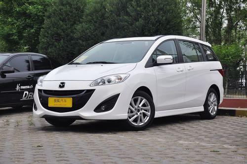 2013款马自达Mazda5 2.0L自动豪华型