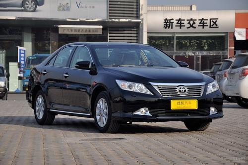 2012款广汽丰田凯美瑞 2.0G豪华版
