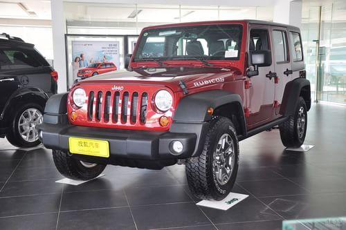 2013款Jeep牧马人四门版Rubicon
