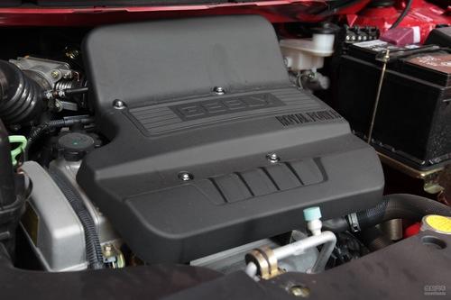 英伦汽车 SC5-RV 实拍 底盘/动力 图片
