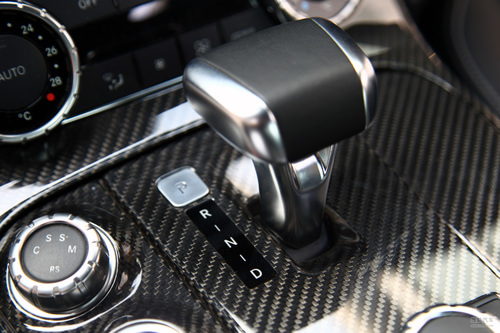 奔驰 SLS AMG 实拍 内饰 图片