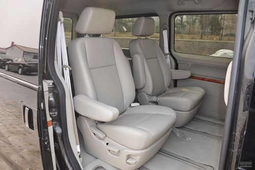 mpv车型,座椅布置的灵活性直接影响车内空间的使用,和畅在这高清图片