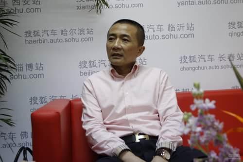 四川省成都汽车商会会长 张政