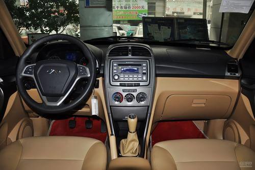 2012款奇瑞瑞虎1.6S手动舒适型