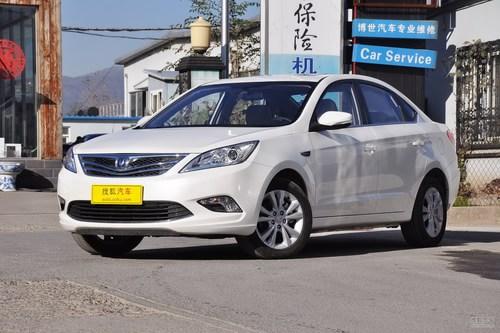 2012款长安逸动1.6L手动豪华型 京V