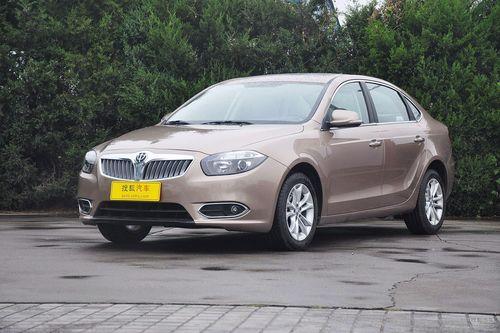2012款中华H530 1.5T自动豪华型到店实拍