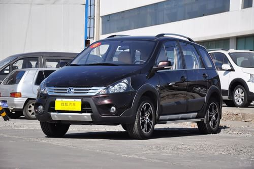 2012款风行景逸SUV 1.6L手动豪华型