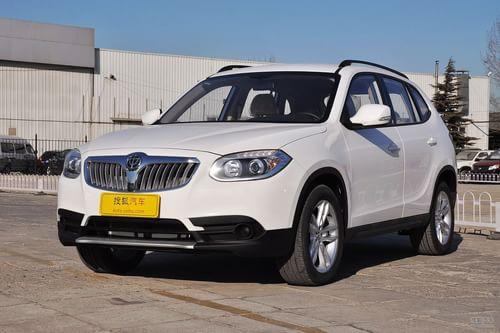 2012款中华V5 1.6L手动舒适型