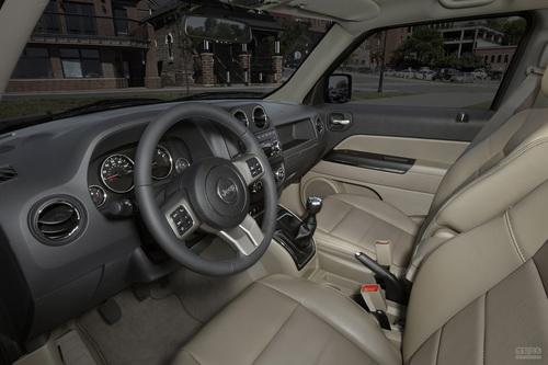 Jeep吉普 Patriot 壁纸 官方 图片