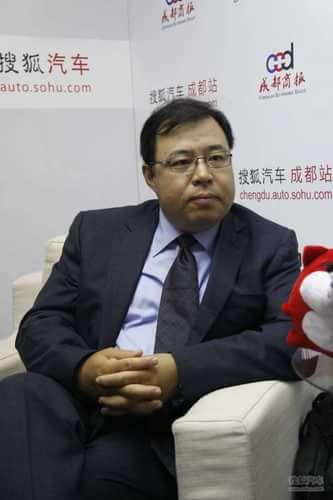 搜狐汽车专访北汽股份有限公司副总裁 董海洋