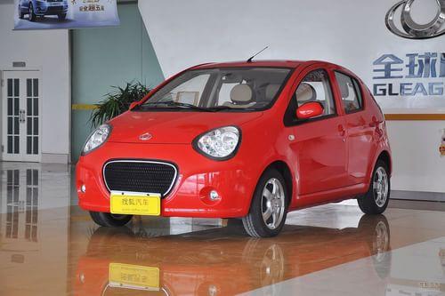 2011款吉利全球鹰熊猫1.3L手动舒适型Ⅱ