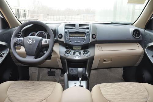 2013款丰田RAV4 2.0L自动特享精英版