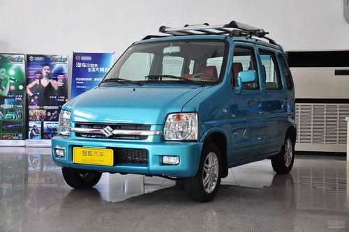 2012款昌河铃木北斗星1.4VVT标准型