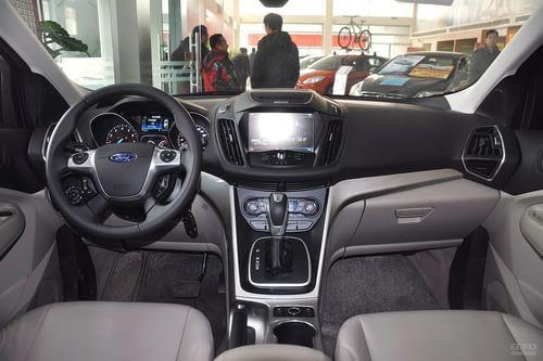 2013款福特翼虎1.6GTDi精英型