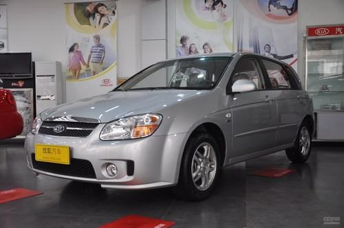 2010款起亚赛拉图欧风1.6 GL自动型