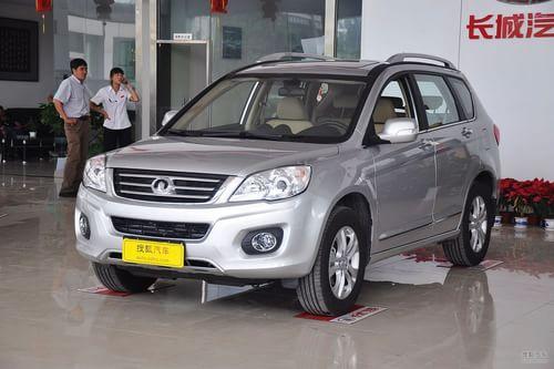 2012款长城哈弗H6 2.0L汽油尊贵型