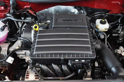 2013款大众朗行1.6L手动风尚型