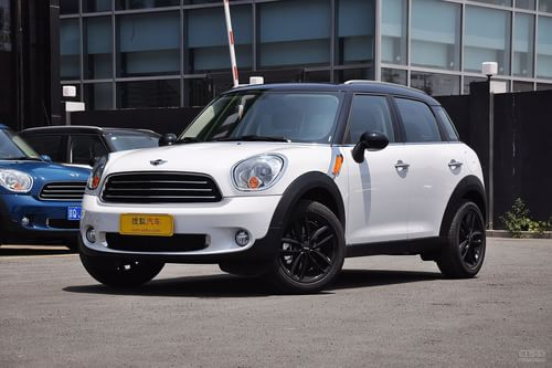 2013款MINI COOPER COUNTRYMAN FUN