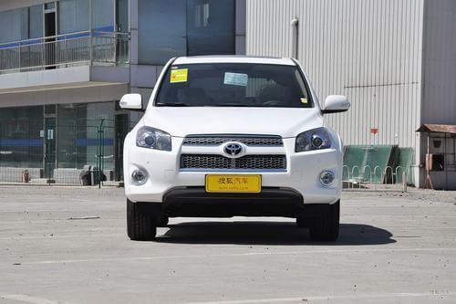 2013款丰田RAV4 2.4L自动特享尊崇版