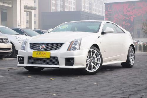 2012款凯迪拉克CTS-V Coupe