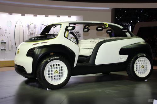 雪铁龙 概念车 实拍其它[概念及环保] 图片