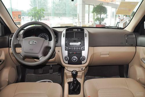 2012款起亚赛拉图1.6 GL手动型