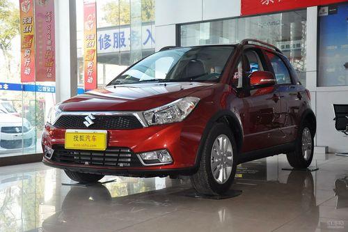 2013款铃木天语SX4酷锐1.6L自动灵动型