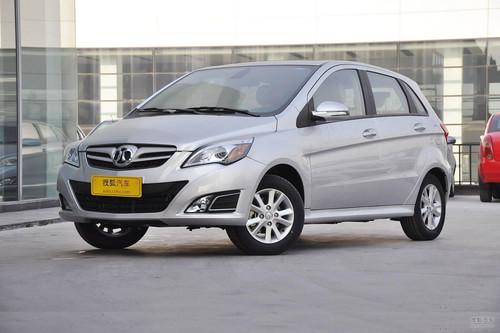 2014款北京汽车E150 EV 电动版