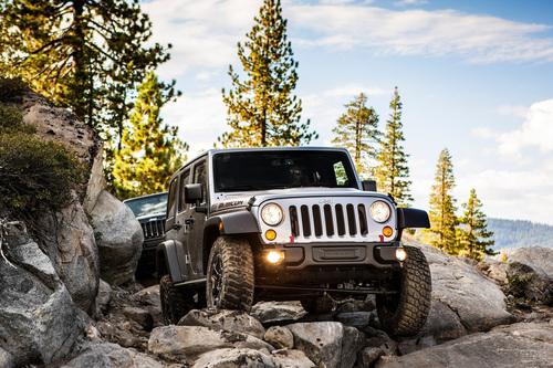 2013款Jeep牧马人Rubicon十周年纪念版