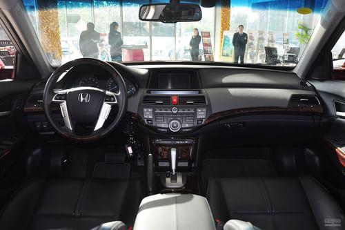 2012款本田歌诗图3.5L V6旗舰版到店实拍