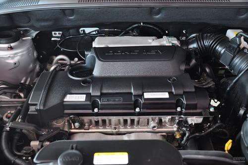 2012款起亚狮跑2.0GLS自动两驱型