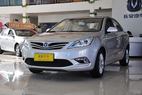 2012款长安逸动1.6L手动豪华型