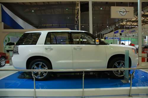 北京汽车 B90 实拍 其它 图片