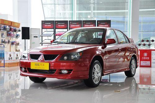 2010款东南三菱蓝瑟 1.6L手动运动版舒适型