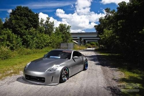 日产 350Z 实拍 外观 图片