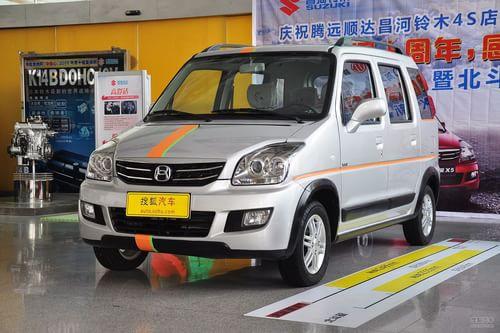 2013款昌河铃木北斗星X5 1.4L尊贵型