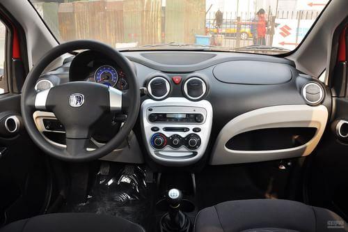 2012款长安奔奔mini 1.0L手动舒适型
