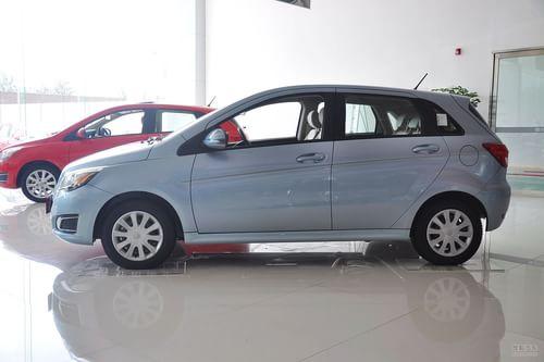 2012款北京汽车E130 1.3L乐天手动版到店实拍