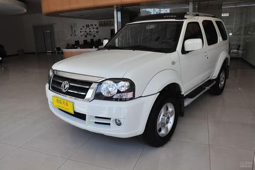 2008款郑州日产奥丁2.4L手动两驱豪华型