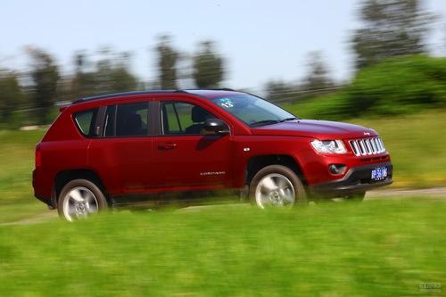 Jeep吉普 指南者 实拍 评测 图片