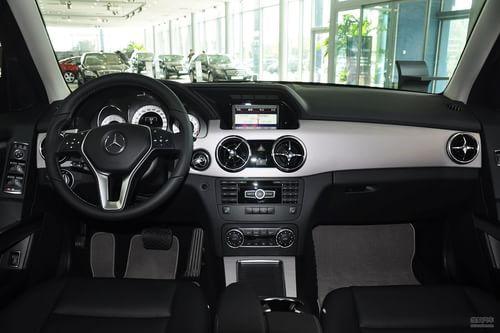 2013款奔驰GLK300 4MATIC时尚型