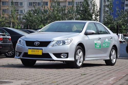 2012款丰田凯美瑞骏瑞2.5S Navi凌动导航版