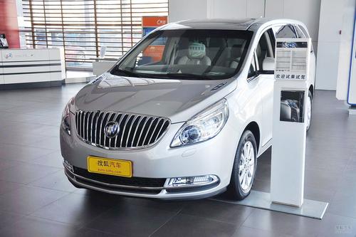 2013款别克GL8 3.0L XT豪华商务旗舰版
