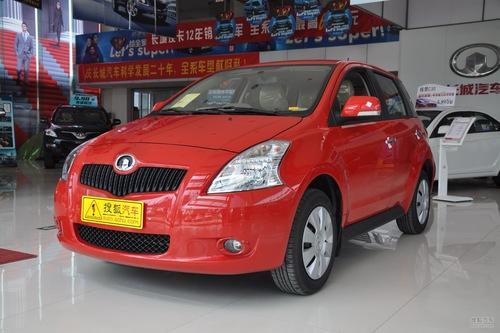 2010款长城炫丽 1.3AMT 豪华型