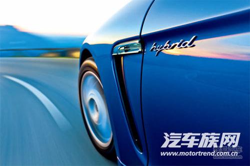 保时捷 Panamera S Hybrid 实拍 其它 图片